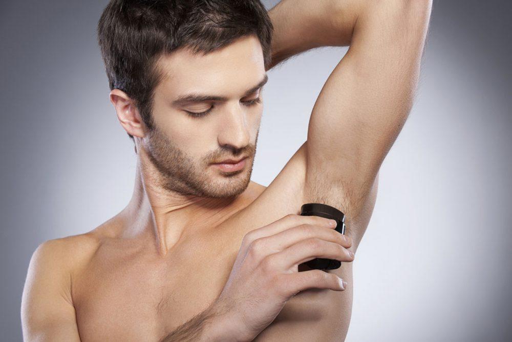 Les pires cadeaux pour homme - Un déodorant