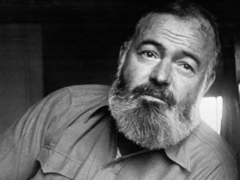 Auteurs americains - Ernest Hemingway