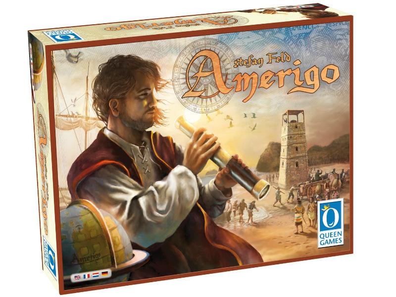 Meilleurs jeux de societe - Amerigo