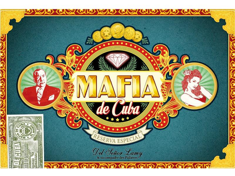 Meilleurs jeux de societe - Mafia de Cuba