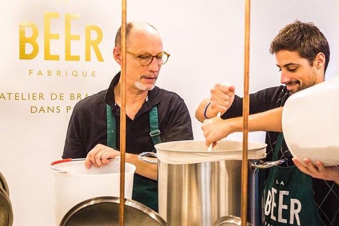 Idées Cadeaux - le fan de bière - Atelier de brassage