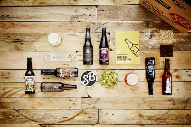 Idées Cadeaux - le fan de bière - la box bière