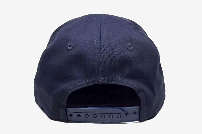 Formes de casquettes - Attache snapback