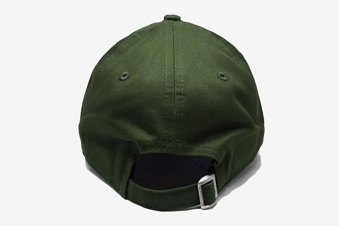 Formes de casquettes - Attache strapback