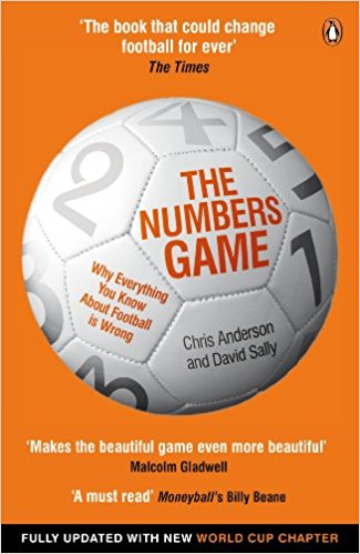 livres football tactique - The numbers game