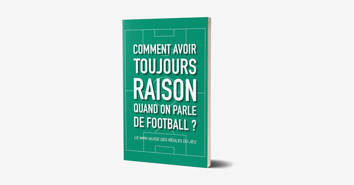 Règles du football - Comment avoir toujours raison quand on parle de football - Cover facebook