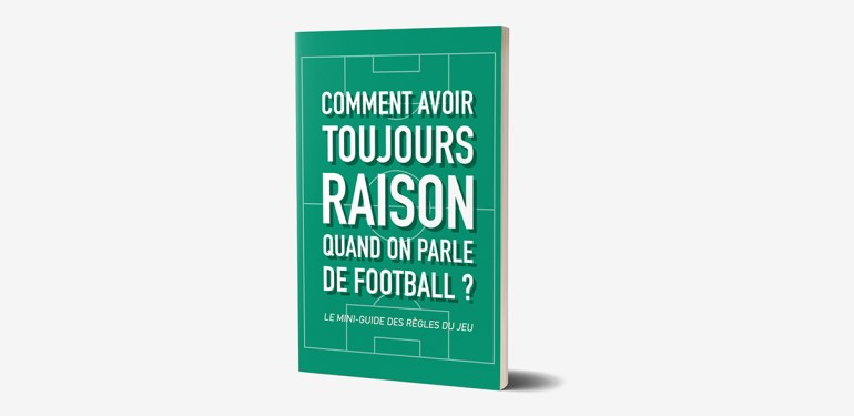 Règles du football - Comment avoir toujours raison quand on parle de football - Cover facebook