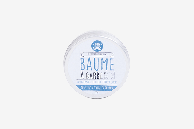 Baume à barbe - Big Moustache
