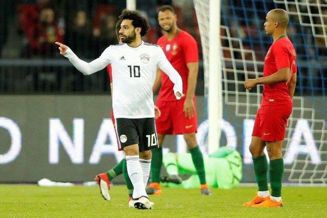 Egypte - Maillot extérieur Coupe du Monde 2018