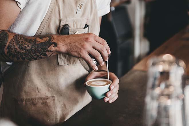 Coffee Shops à Paris
