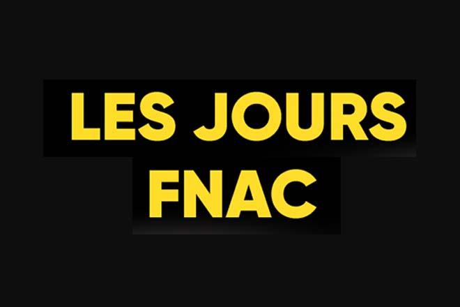 Les jours FNAC