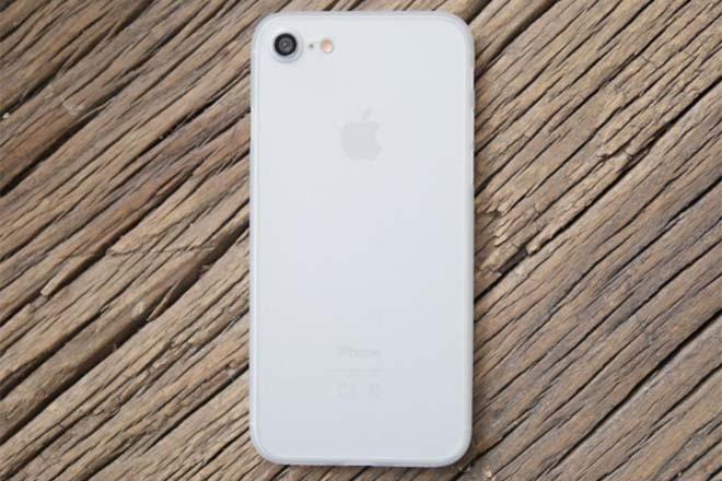 Coque d'iPhone 8 Ultra Fine - Bare Cases