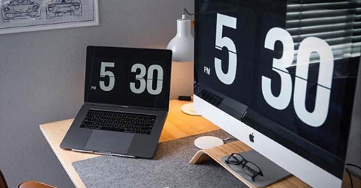 Economiseurs d'ecran pour Mac - Cover