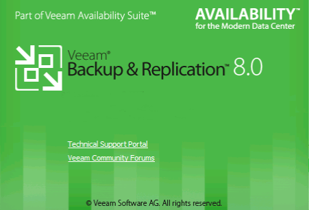 Top New Features in Veeam Backup & Replication v8