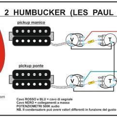 3 Pickup Les Paul Wiring Diagram Heat Pump Schematic Koolguitars Per Chitarra Elettrica Strato Sg 2 Humbucker Standard Switch Vie Schema