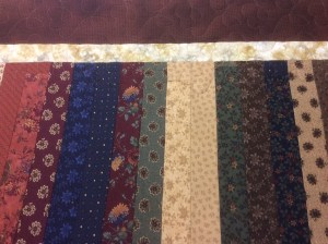 Narelle brown quilt