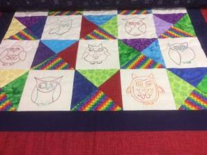 Narelle cot quilt