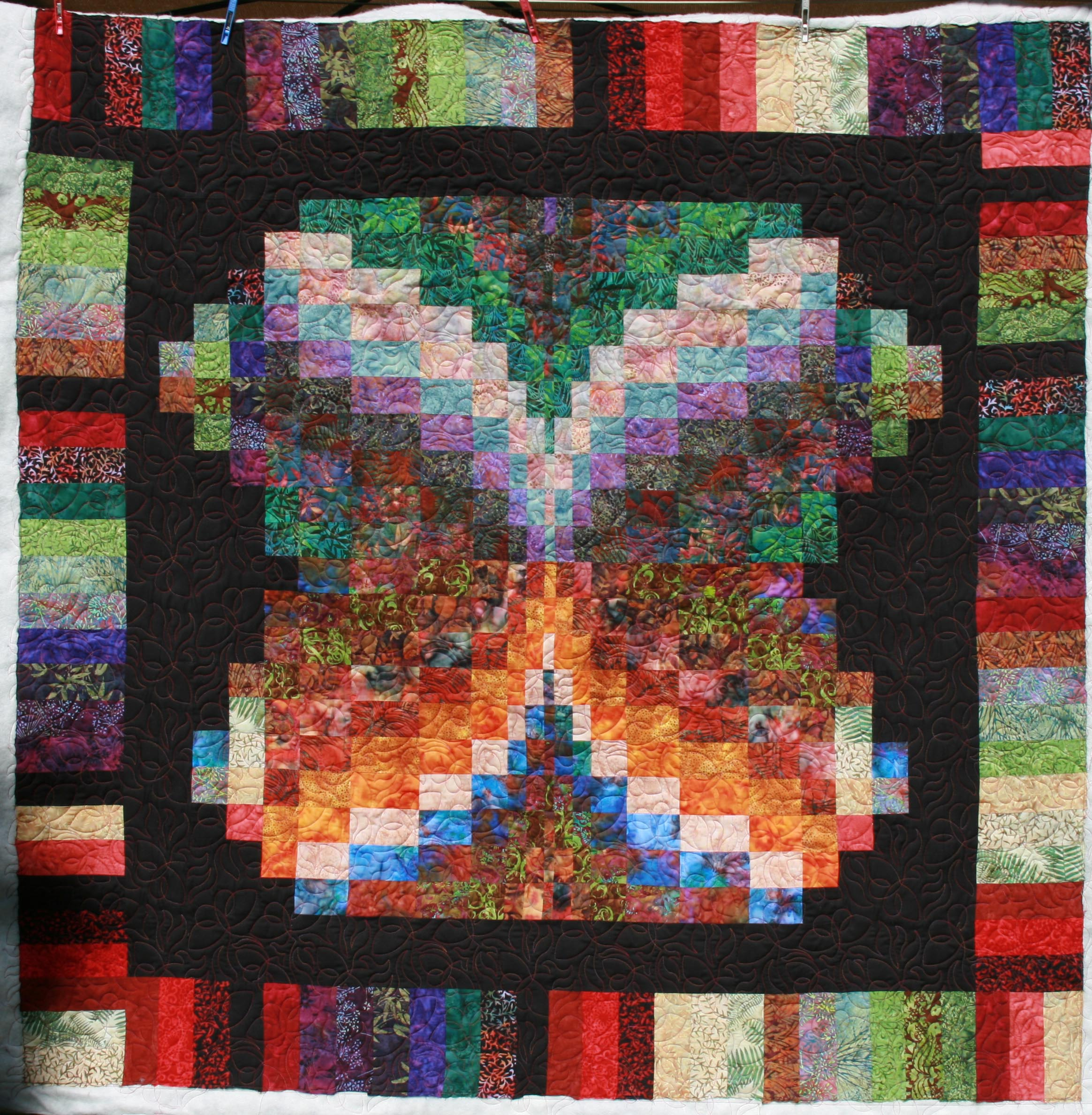 Bali Butterfly Quilt Pattern Koolkat Quilting