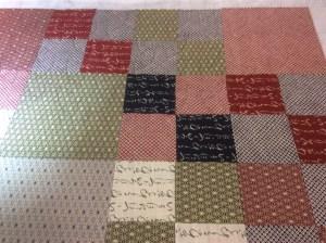 Glenda Japanese quilt