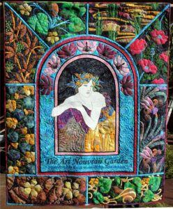 JPEG Art Nouveau Garden