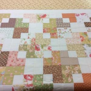 Jennifer Down cream quilt