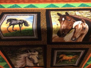Horse quilts 2