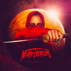 Inge Dippenaar MARTERIA NEW ALBUM COVER Image IMG-20170313-WA0001