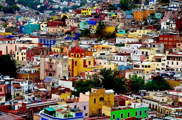 Meksikada Gezilecek Yerler