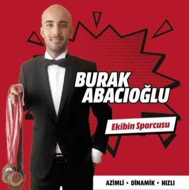Futbol, Atletizm, Triatlon & Yelken: Engel Tanımayan Bir Paralimpik Sporcu Burak Abacıoğlu ile Özel Röportaj