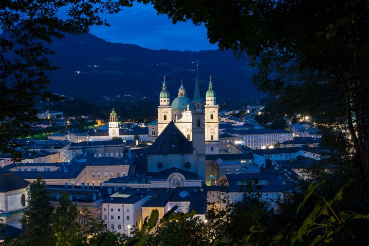 Büyülü Şehir: Salzburg
