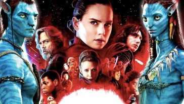Star Wars'un Yepyeni Üçlemesinin Gelişi Avatar'ı Vizyon Tarihinden Etti
