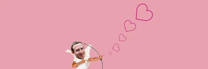 Facebook Platonik Aşıklara Çöpçatanlık Yapacak Yeni Özelliğini Tanıttı!