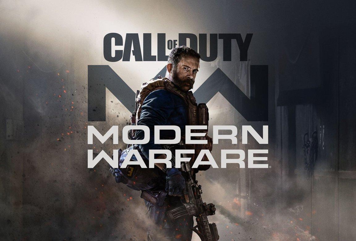 Yepyeni Call of Duty: Modern Warfare 25 Ekim'de resmen geliyor