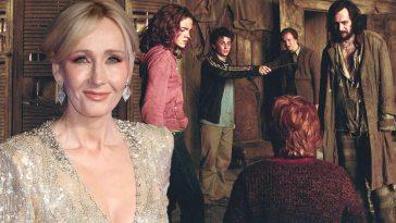 Harry Potter Hayranlarına Müjde: JK Rowling'den Harry Potter Efsanesine 4 Kitap Daha Geliyor