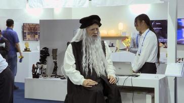 Japonlar Yaptı: Karşınızda Robot Da Vinci!