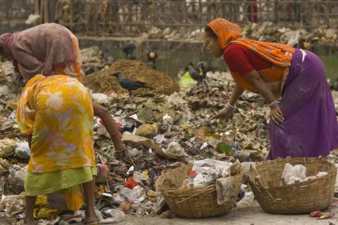 Hindistan Kast Sisteminin Çöp Toplayıcıları: Dokunulmazlar