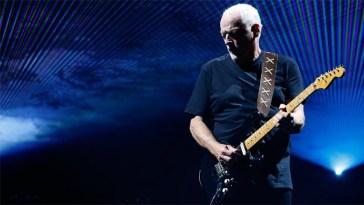 Efsane Müzisyen David Gilmour Gitarlarını 21 Milyon Dolara Bağışladı