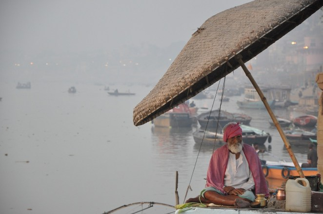 "Hindistan Ölüm Şehri ""Varanasi"""