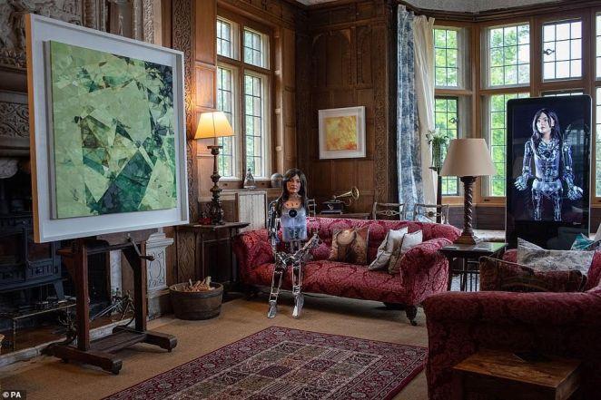 Dünyanın İlk Sanatçı Robotu Ai-Da İle Tanışın