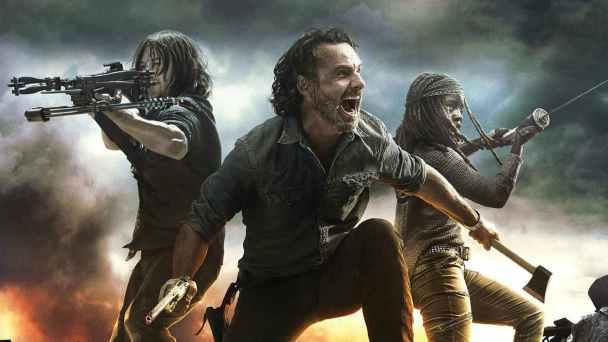 The Walking Dead Serisi Sürpriz Bir Şekilde Bitti