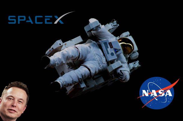 SpaceX NASA'ya Karşı: Elon Musk NASA'dan Önce Ay'a Gidebilecek Mi?