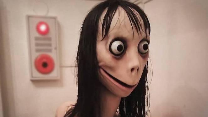 Çocukların Kabusu Momo Karakteri Film Oluyor