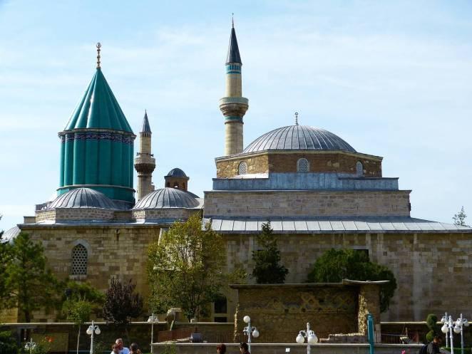 Konya'da Manevi Bir Tur