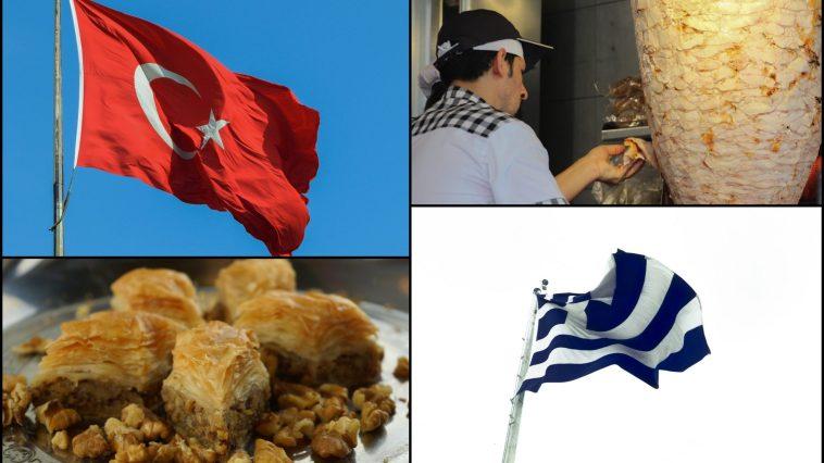 Türkiye ve Yunanistan Arasındaki Bitmek Bilmeyen Yemek Savaşı