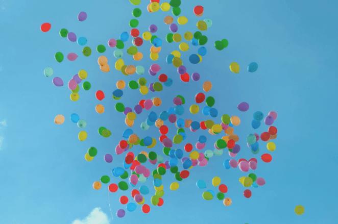 Helyum Balonu ile Uçmak Mümkün mü?