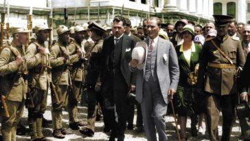 Atatürk, Ordu ve Siyasal Düzen