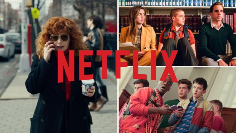 Son Yıllarda Yayınlanan En İyi 10 Netflix Dizisi