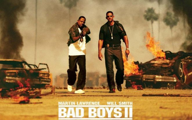bad boys 2 afiş