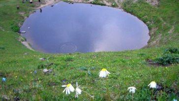 gümüşhane 12 bin yıllık göl define