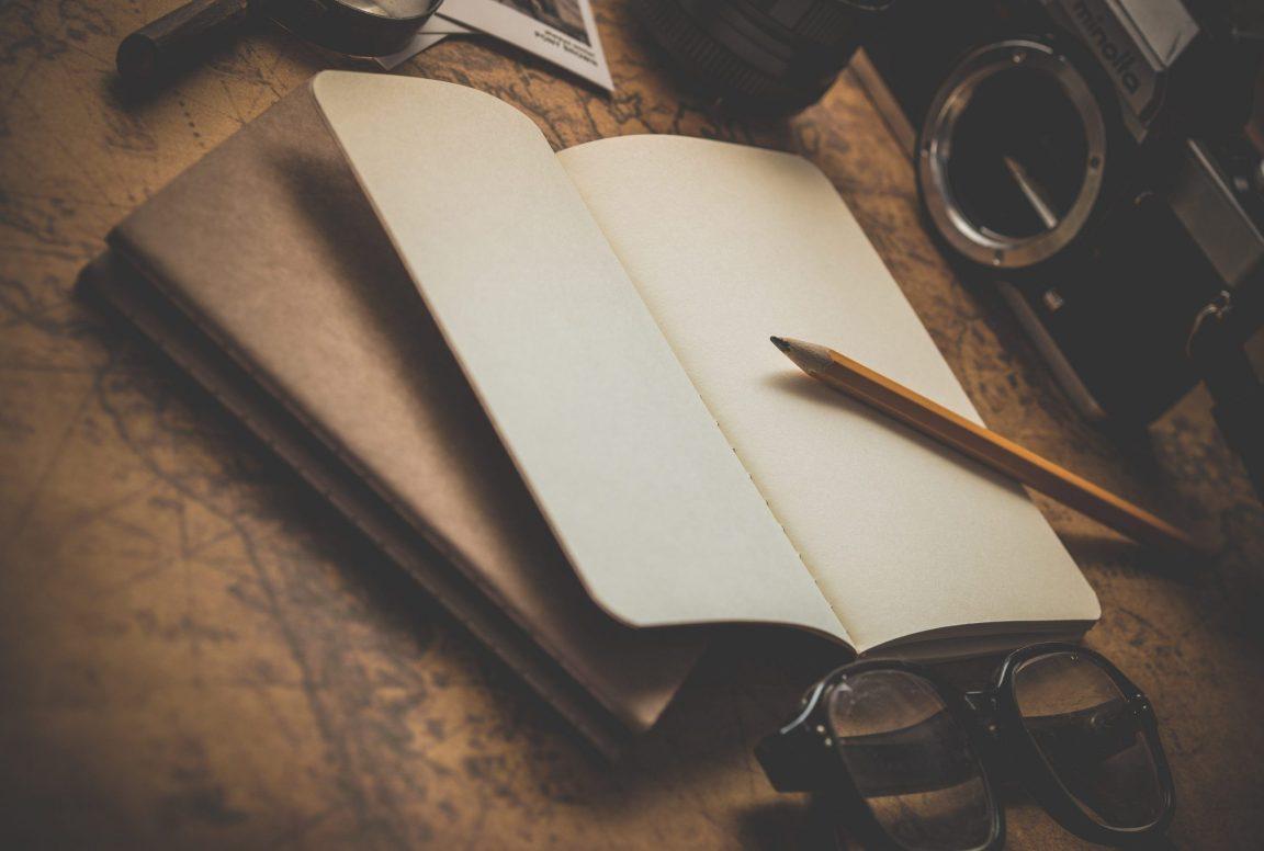 günlük kalem kağıt defter